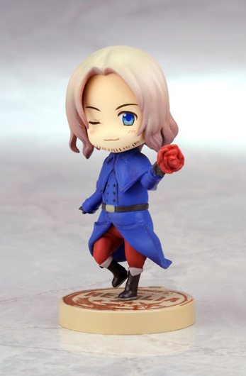 main photo of One Coin Grande Figure Collection Hetalia: France