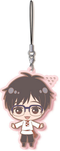 main photo of Yuri!!! on Ice Rubber Strap Collection: Yuri Katsuki