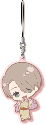 main photo of Yuri!!! on Ice Rubber Strap Collection: Victor Nikiforov