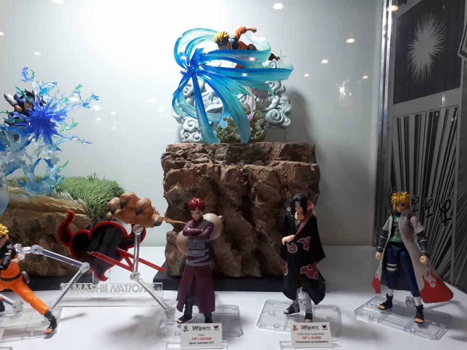 Kurama Kizuna Relation Tamashii Exclusive Bandai Figuarts Zero Naruto Uzumaki