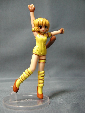 main photo of Tokyo Mew Mew Collection Figure Fong Pudding