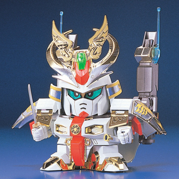 main photo of SD Gundam BB Senshi Kouga Gundam Daishogun