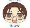 main photo of Shingeki no Kyojin Omanjuu Niginigi Mascot: Hanji Zoe