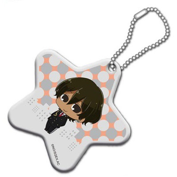 main photo of ACCA 13-ku Kansatsu-ka KanaChibi Jelly Charm: Lilium