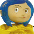 Bendy Fashion Doll Coraline Raincoat and Boots Ver.