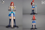 photo of Standing Character Erza Scarlet