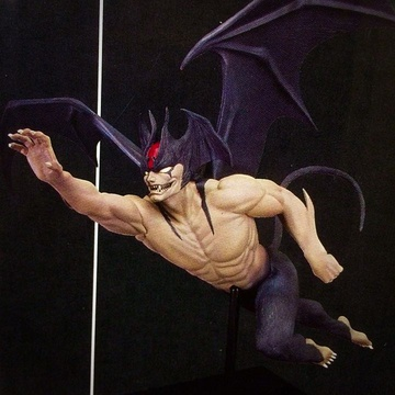 main photo of High Grade Real Figure Devilman 50th Anniversary Ver.