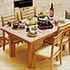 Petit Sample Series Wagaya no Dining Table