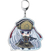 photo of Re:Creators Big Keychain Puni Character: Gunpuku no Himegimi