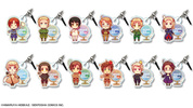 photo of Hetalia Axis Powers Trading Acrylic Earphone Jack Accessory: Bonnefoy Francis
