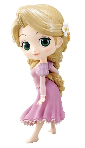 main photo of Q Posket Rapunzel Pastel Color Ver.