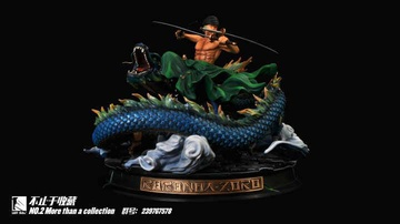 main photo of COLOURED DRAGON ZORO EDITION