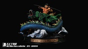 photo of COLOURED DRAGON ZORO EDITION