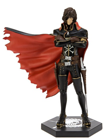 main photo of PM Figure Captain Harlock
