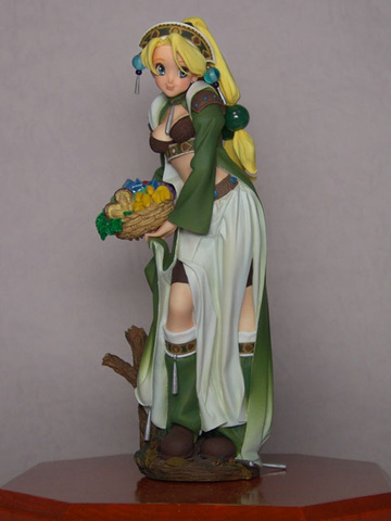 main photo of Marie Gathering Herbs ver.2