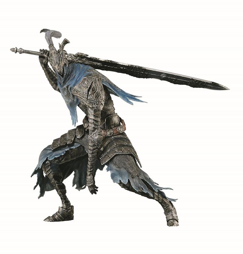 Dark Souls Sculpt Collection Vol 2 Kishi Artorias - My Anime