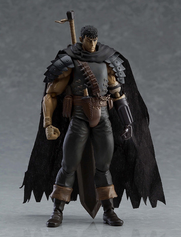 main photo of figma Guts Black Soldier Repainted Edition Ver.
