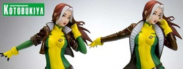 photo of MARVEL Bishoujo Statue Rogue Long Coat Ver.
