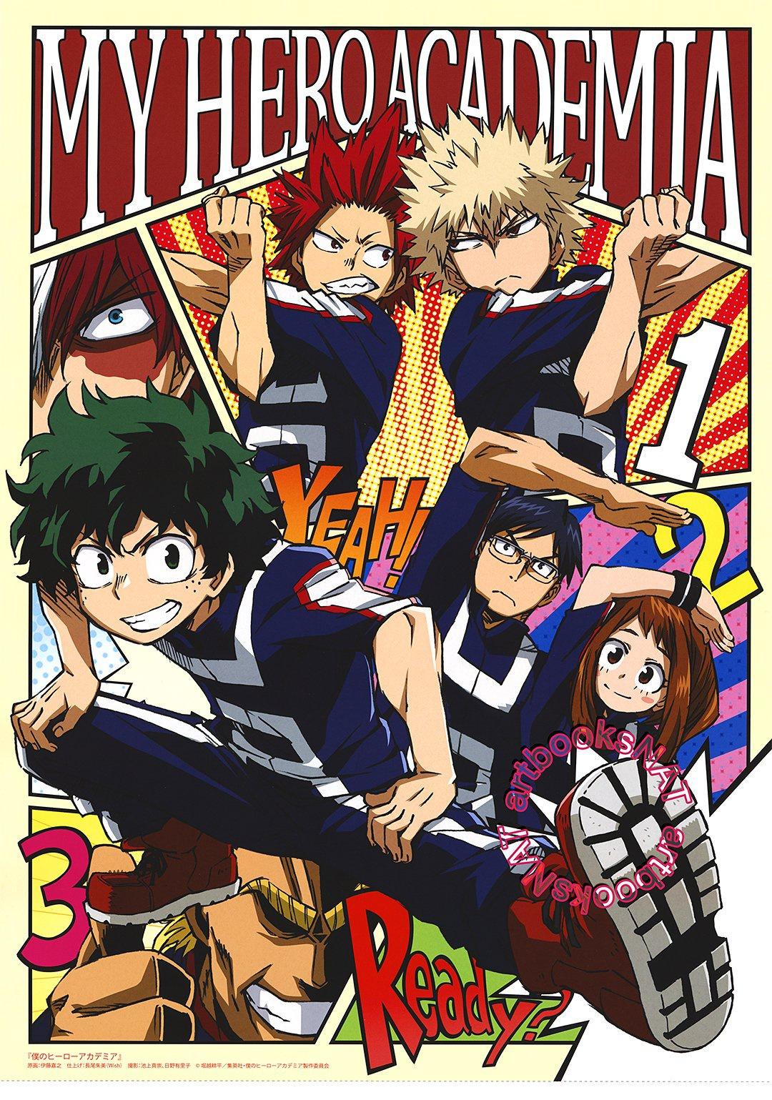 Boku No Hero Academia Staffel 2