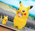 photo of Nendoroid More Face Parts Case: Pikachu