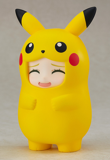 main photo of Nendoroid More Face Parts Case: Pikachu