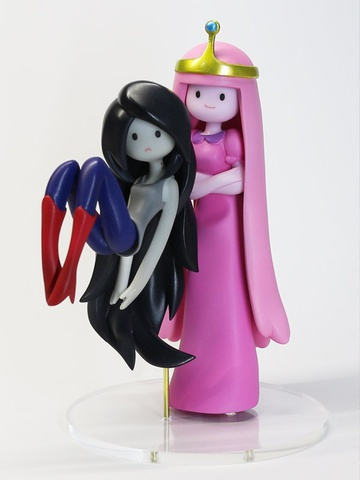 main photo of Princess Bubblegum & Marceline