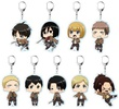 photo of Shingeki no Kyojin Season 2 Deka Keychain Deformed ver.: Reiner