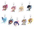 photo of Movie FAIRY TAIL -DRAGON CRY- Deka Keychain: Happy