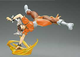 main photo of Capcom Girls Collection Chun-Li Repaint Color Ver.