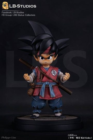 main photo of LBSR001 KID GOKU