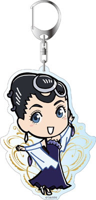 main photo of Welcome to the Ballroom Deka Keychain: Shizuku Hanaoka