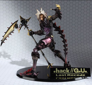 main photo of Figuarts ZERO Haseo Flick 3rd Form Black Ver.