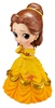 photo of Q Posket Disney Characters Special Coloring Vol.3 Belle