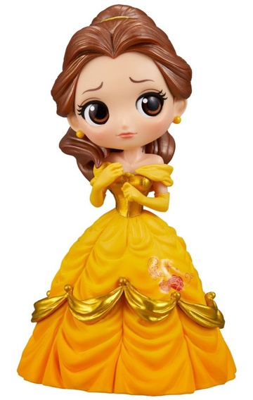 main photo of Q Posket Disney Characters Special Coloring Vol.3 Belle