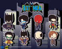 photo of Rubber Strap Collection Batman Family: Night Wing