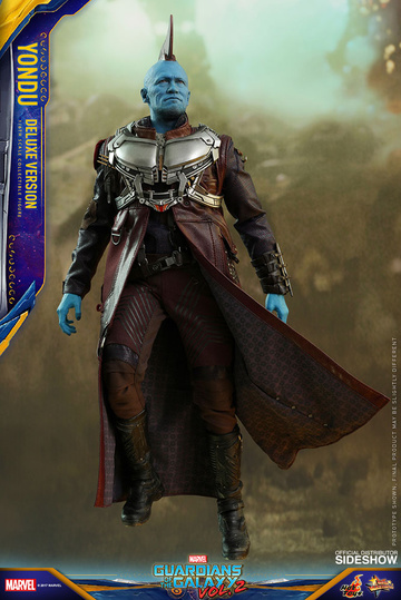 main photo of Movie Masterpiece Yondu Deluxe Ver.