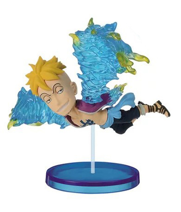 main photo of One Piece World Collectable Figure -History Relay 20th- Vol.3: Marco