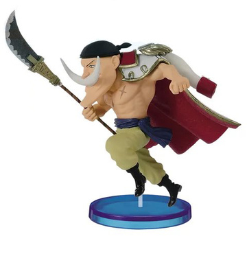 main photo of One Piece World Collectable Figure -History Relay 20th- Vol.3: Whitebeard