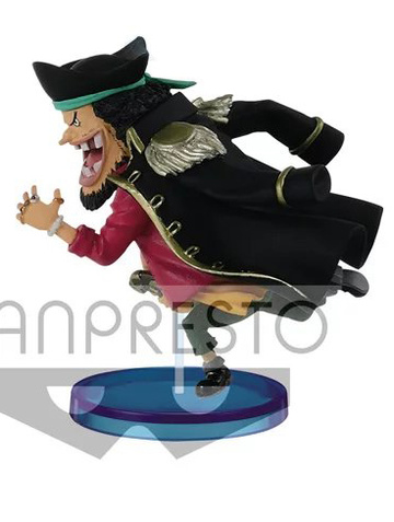 main photo of One Piece World Collectable Figure -History Relay 20th- Vol.3: Marshall D. Teach