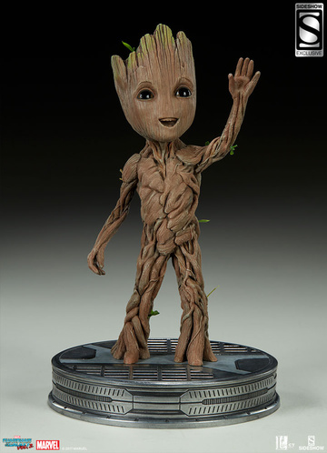 main photo of Maquette Baby Groot