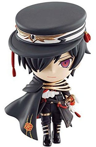 main photo of Ichiban Kuji Premium Code Geass CODE BLACK 1st Live Encore!: Lelouch Lamperouge Kyun-Chara