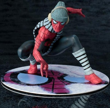 main photo of ARTFX+ Spider-Man Winter Gear Ver.