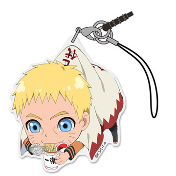 main photo of Boruto Tsumamare Earphone Jack Accessory: Naruto
