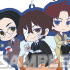 Bungou Stray Dogs Rubber Strap RICH: Bar de no Hitotoki