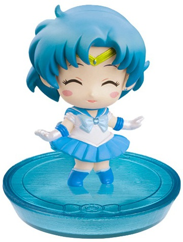 main photo of Bishoujo Senshi Sailor Moon Petit Chara Land ~Puchitto Oshioki yo! Hen~: Sailor Mercury ver. B
