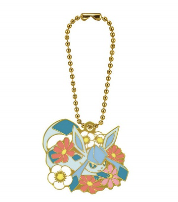 main photo of Ichiban Kuji Pokémon Eievui & Flowers: Glaceon