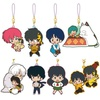 photo of Rumic Collection Rubber Strap Collection 4th SEASON #B: Sesshomaru & Rin
