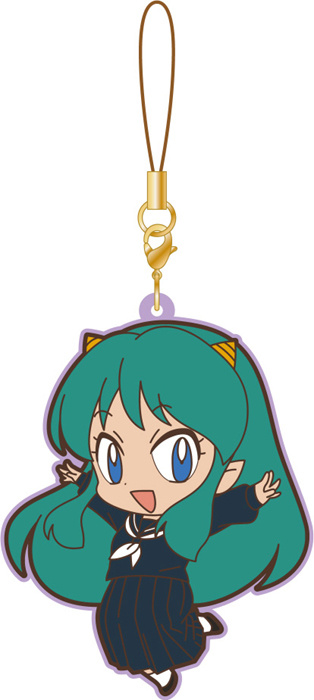 main photo of Rumic Collection Rubber Strap Collection 4th SEASON #A: Lum Invader