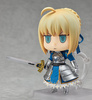 photo of Nendoroid More Face Swap Riyo face: Saber Ver.