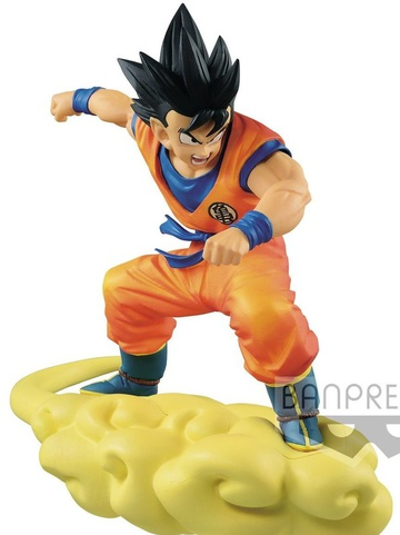 main photo of Son Goku with Kintoun